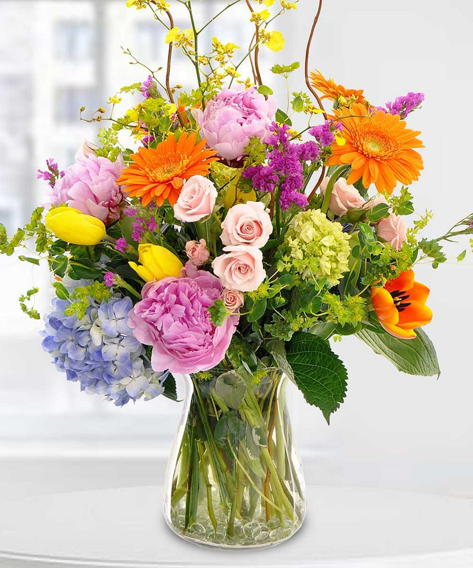 Large Spring Seasonal Floral Arrangement
