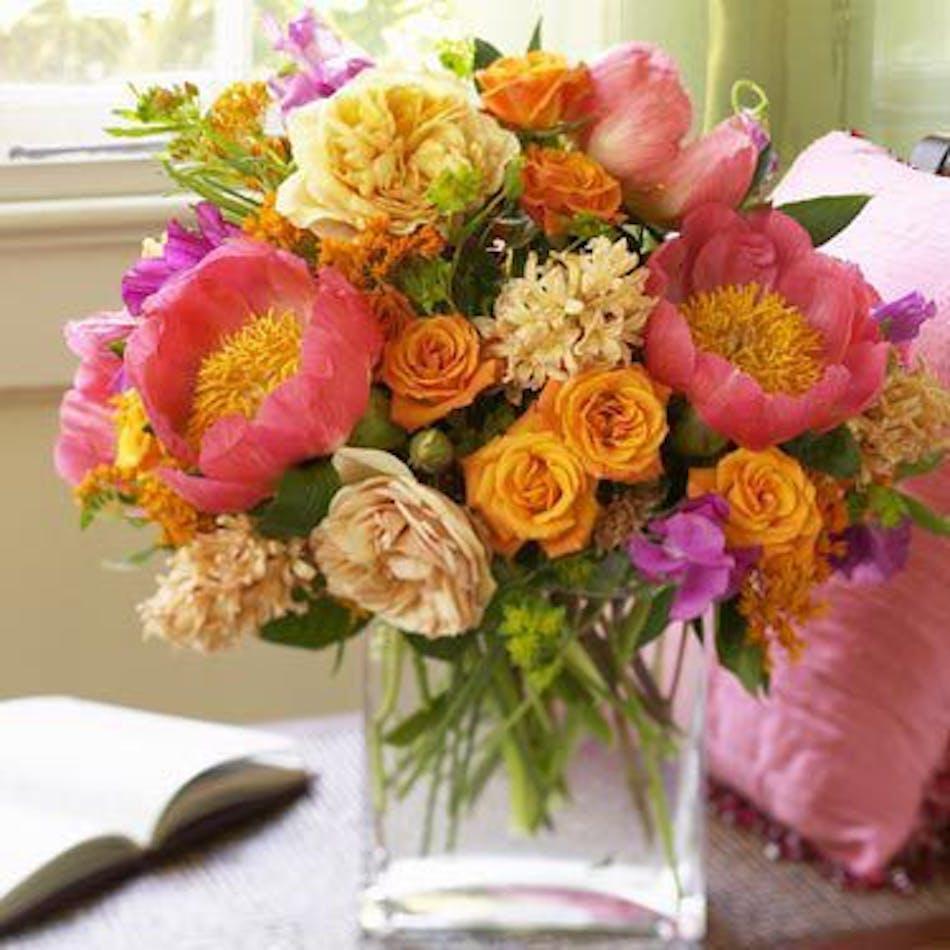 Four Seasons Summer Floral Arrangement in Minneapolis, MN - Schaaf ...