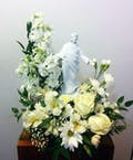 Jesus Floral Arrangement