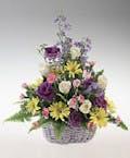 Flowering Easter Basket
