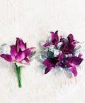 Dendrobium Corsage & Boutonniere
