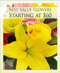 Designers Choice Best Value Flowers
