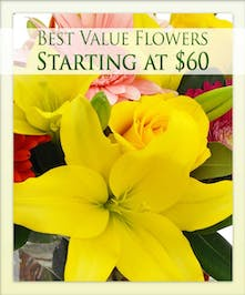 Designer's Choice Best Value Flowers