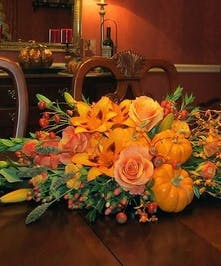 The Harvester Centerpiece