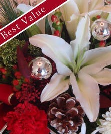 Best Value Holiday Bouquet