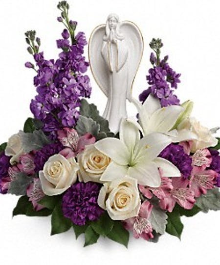 Minneapolis St Paul Funeral Home Flower Delivery Schaaf Floral