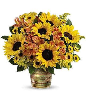 Gold & orange Bouquet