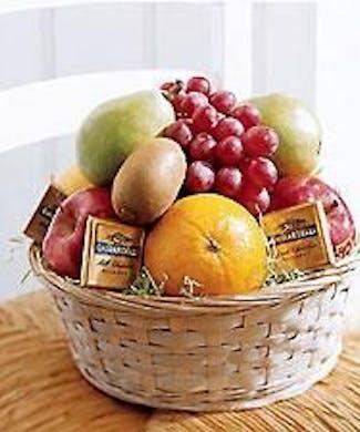 Fruit & Snack Basket