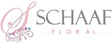 Logo for Schaaf Floral Minneapolis